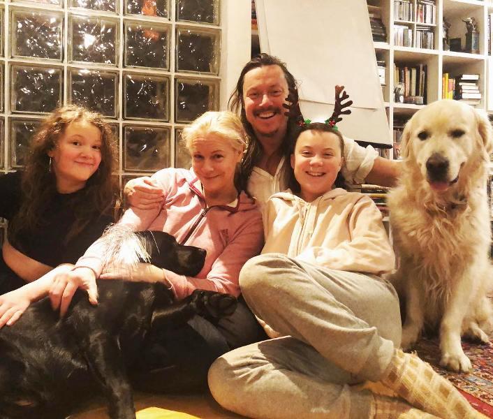 Greta Thunberg Familie